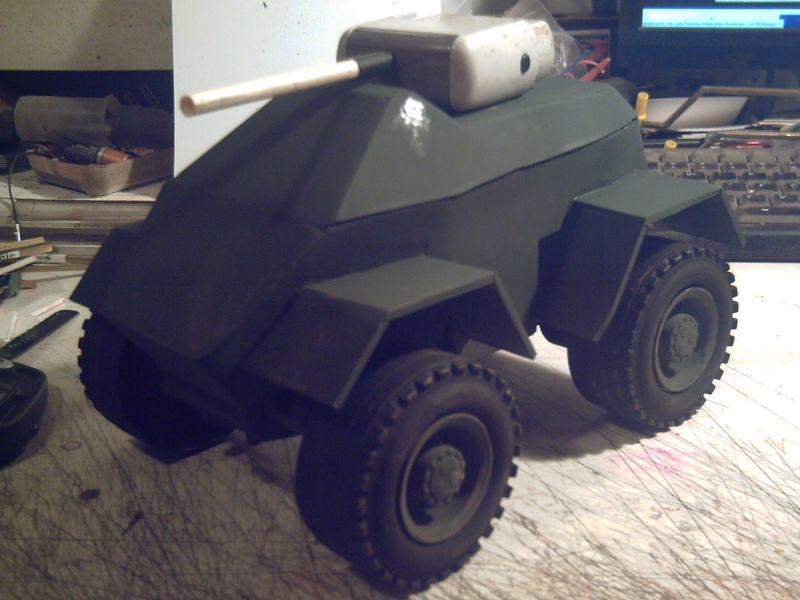 Fox Armoured Car Pict0117