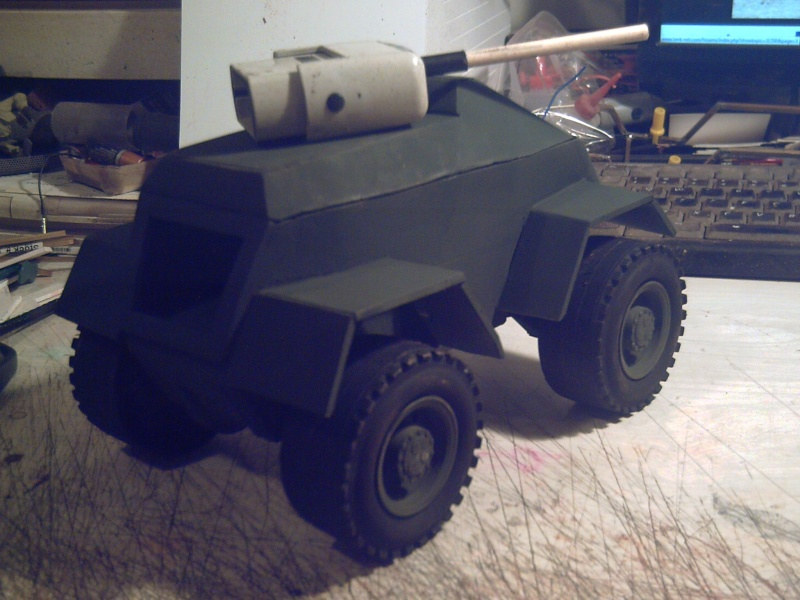 Fox Armoured Car Pict0119