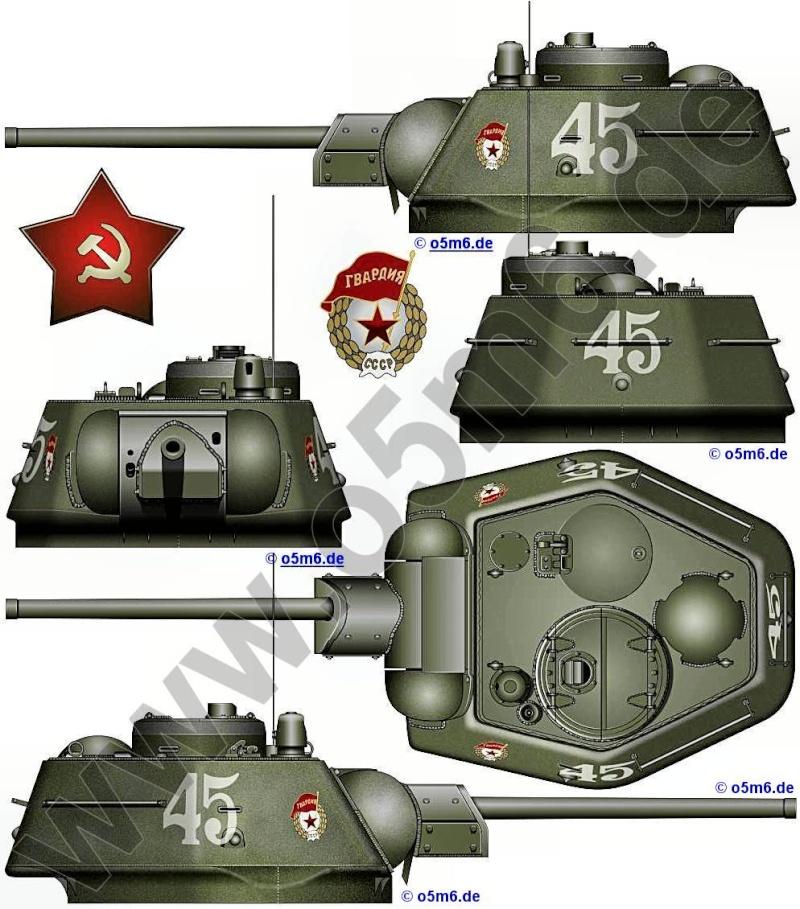 My New HL T-34 / The Suspension mod / Paint / Etc. T-34_710