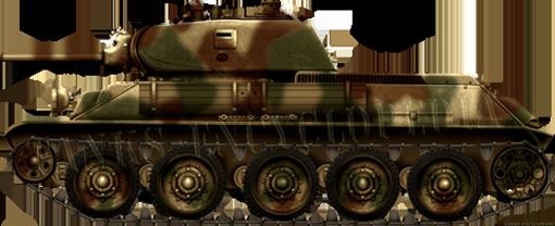 My New HL T-34 / The Suspension mod / Paint / Etc. T34-7611