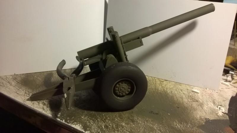 Russian Artillery Gun Wp_20123