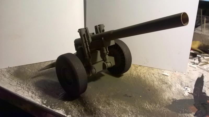 Russian Artillery Gun Wp_20124