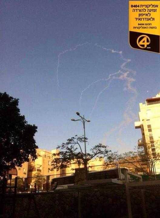 Raketenangriffe auf Israel - News und anderes 10151310