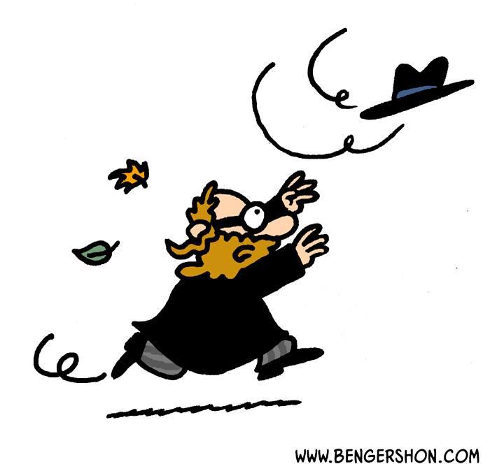 Blague classique de  l'humour juif  13808111