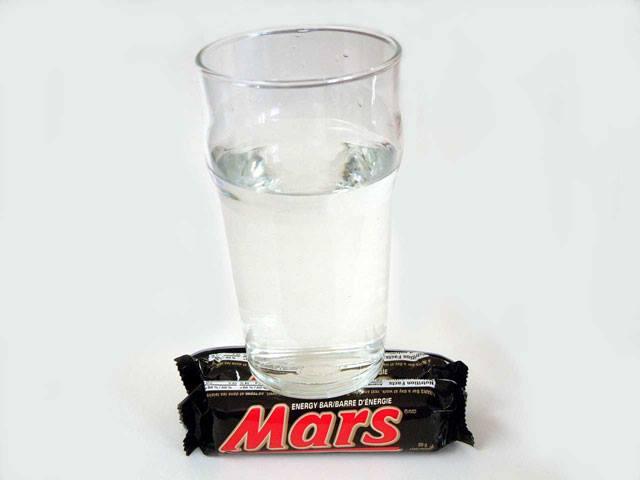 :-) Cola - Wasser auf dem Mars und was es sonst noch so gibt, wie z.B. Verjüngung ;-) 13815610