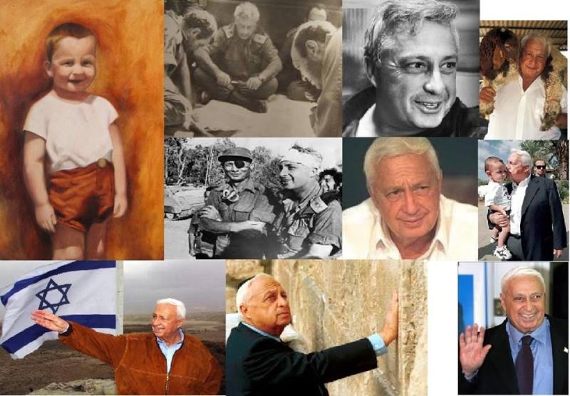 Gedenken an Ariel Sharon 15365910