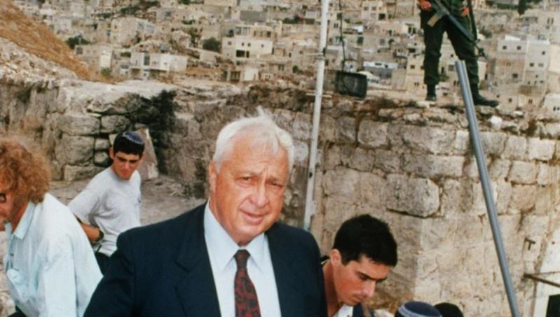 Gedenken an Ariel Sharon Scharo10