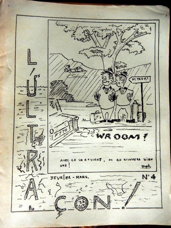 [ Blog visiteurs ] Mon père Dunand Jean-Paul  5481 T 55 QM2 élec à bord du Champenois en 1959 Dscn4812