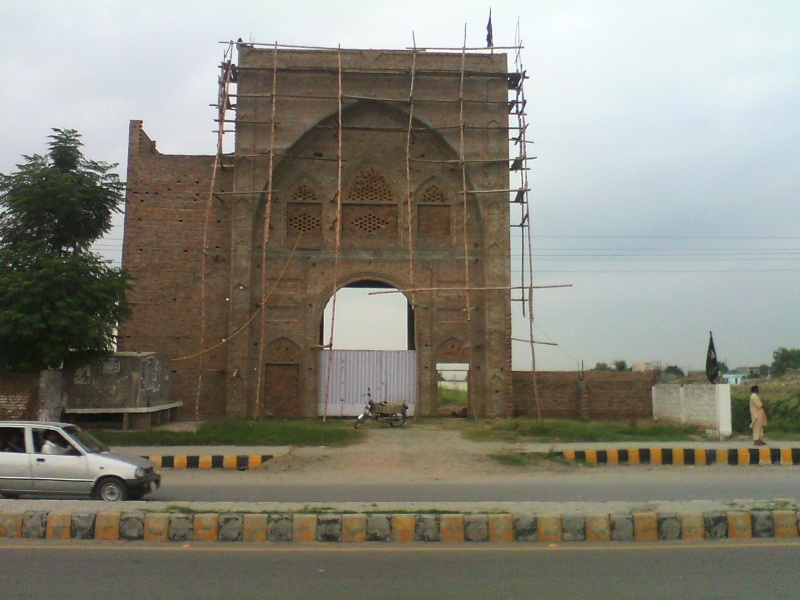 Imam Bargah Wadi-e-HUSSAIN a.s New lari Ada Talagang Img_2010