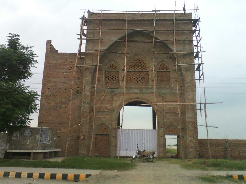 Imam Bargah Wadi-e-HUSSAIN a.s New Lari Ada Talagang  (AHMHPJ) Img_2011