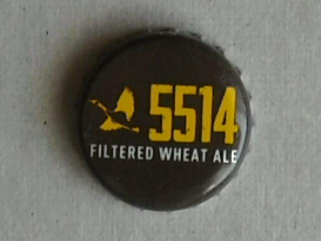 Sleeman 5514 Filtered wheat ale Rscn4417