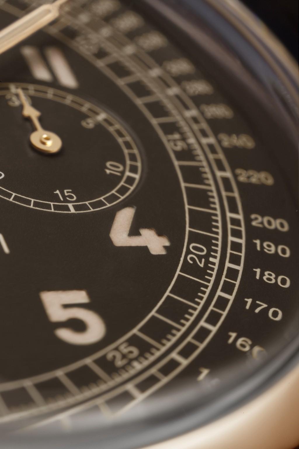 Communiqué de Presse : RADIOMIR 1940 CHRONOGRAPH OR ROUGE – 45mm - PAM00519 - SL 100 ex Pam51915