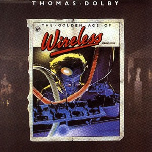 """Thomas Dolby - """"The golden age of wireless"""" (1982) 14200310"""