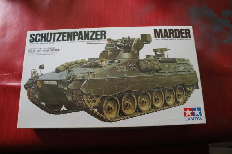 Schützenpanzer Marder 1 Tamiya 1/35 Img_5413