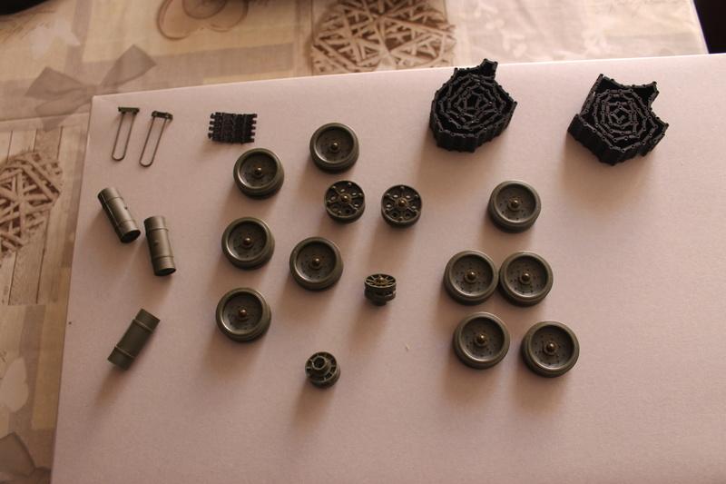 T34/85 Tamiya 1/25 canon métallique Aber  Img_5432