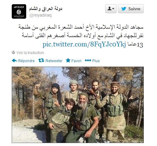 Guerre Civile en Syrie Isis10