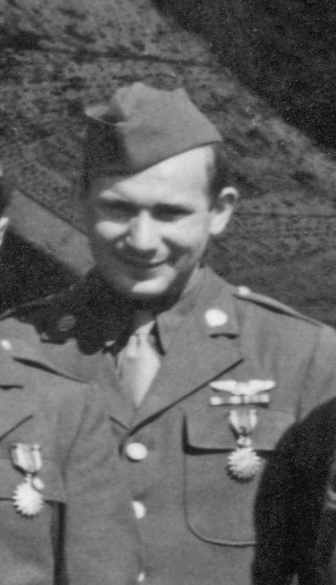T/Sgt Paul G. Sattler Sattle10