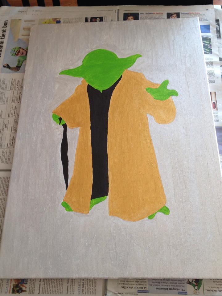 Délire en peinture 10013710
