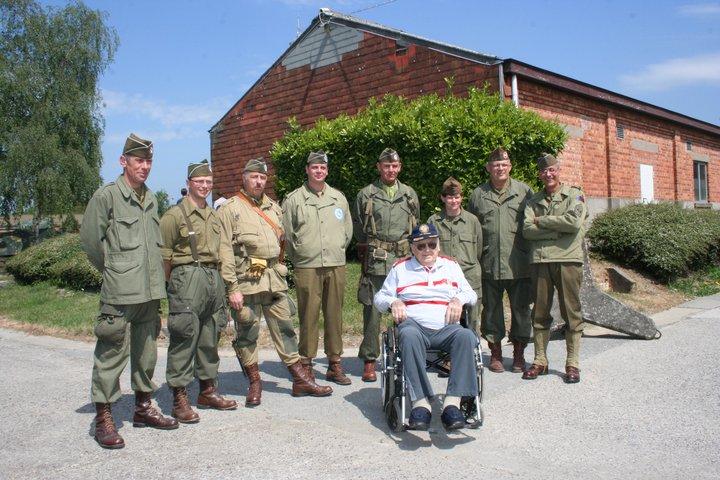sergio reçu à Bastogne barracks 25478410