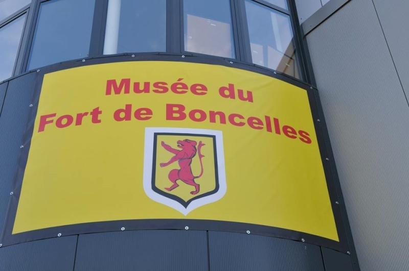 inauguration du musée du fort de Boncelles I10