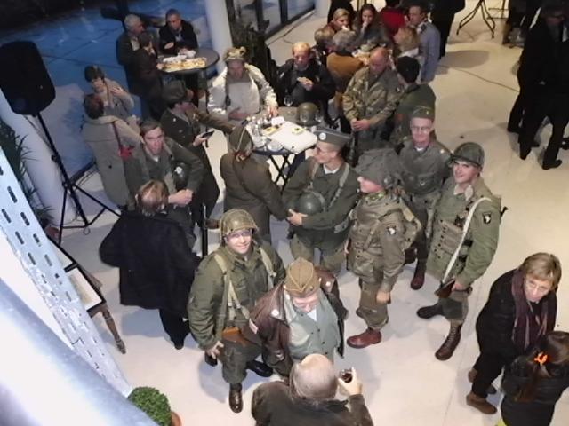 inauguration du musée du fort de Boncelles Inaugu10