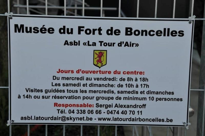 inauguration du musée du fort de Boncelles Sans-t10