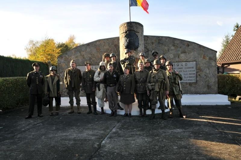 inauguration du musée du fort de Boncelles Z10