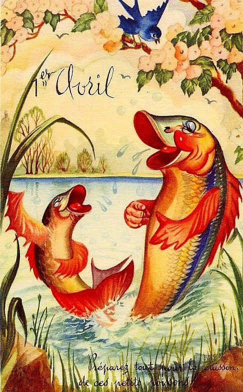 Mardi 1er avril  2014 Jour du poisson ! 292bff10