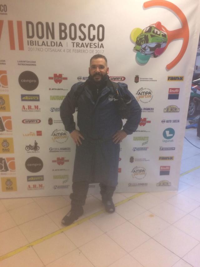 VII Travesía Don Bosco en Rentería (Gipuzkoa) 19210