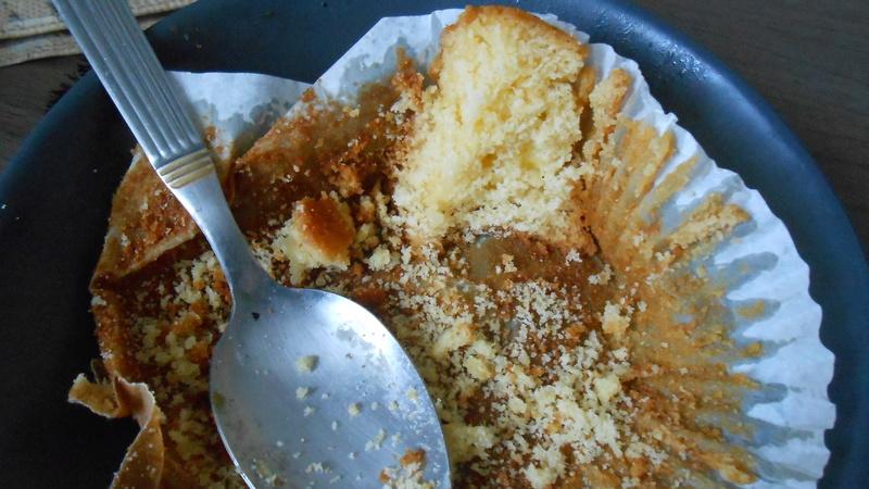 Soupe aux fraises avec muffins aux cornichons  Dscn2710