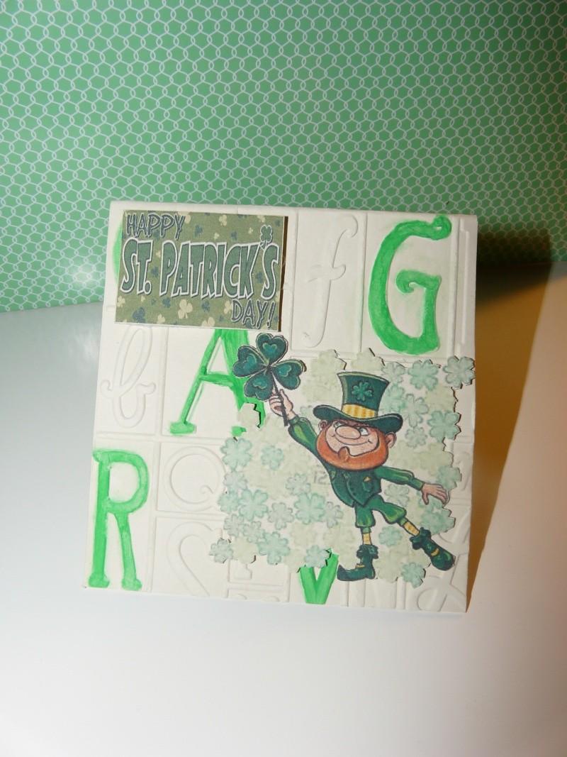 Le défi de Yalé : St Patrick's Day - Page 2 03510