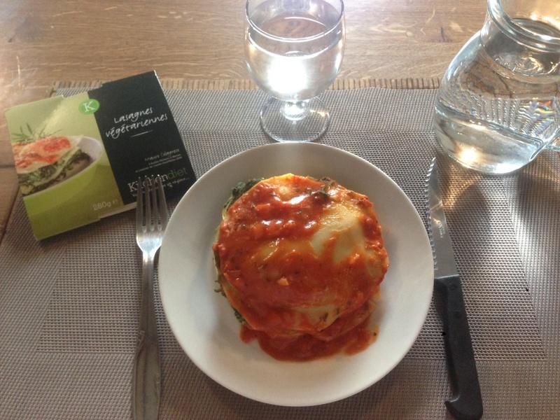 Kitchendiet : box minceur Lasagn10