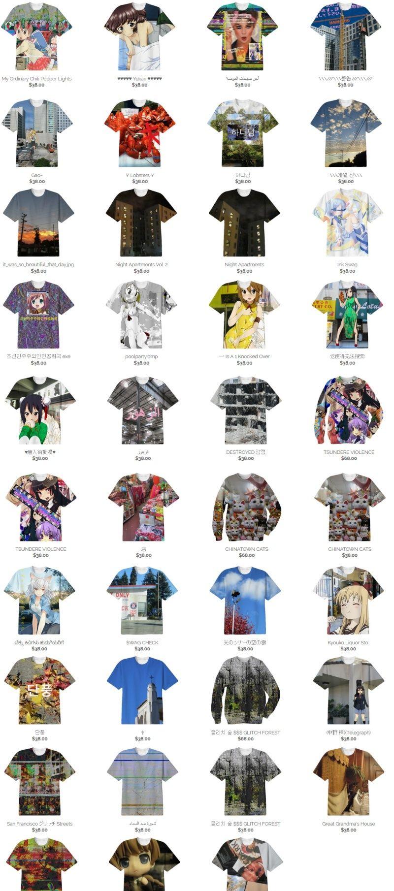 Shirts I made Shirts10