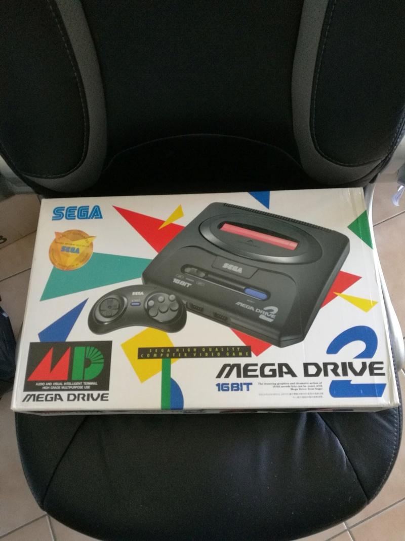 [VDS] Sega Megadrive 2 Asia neuve en boite complète Img_2011