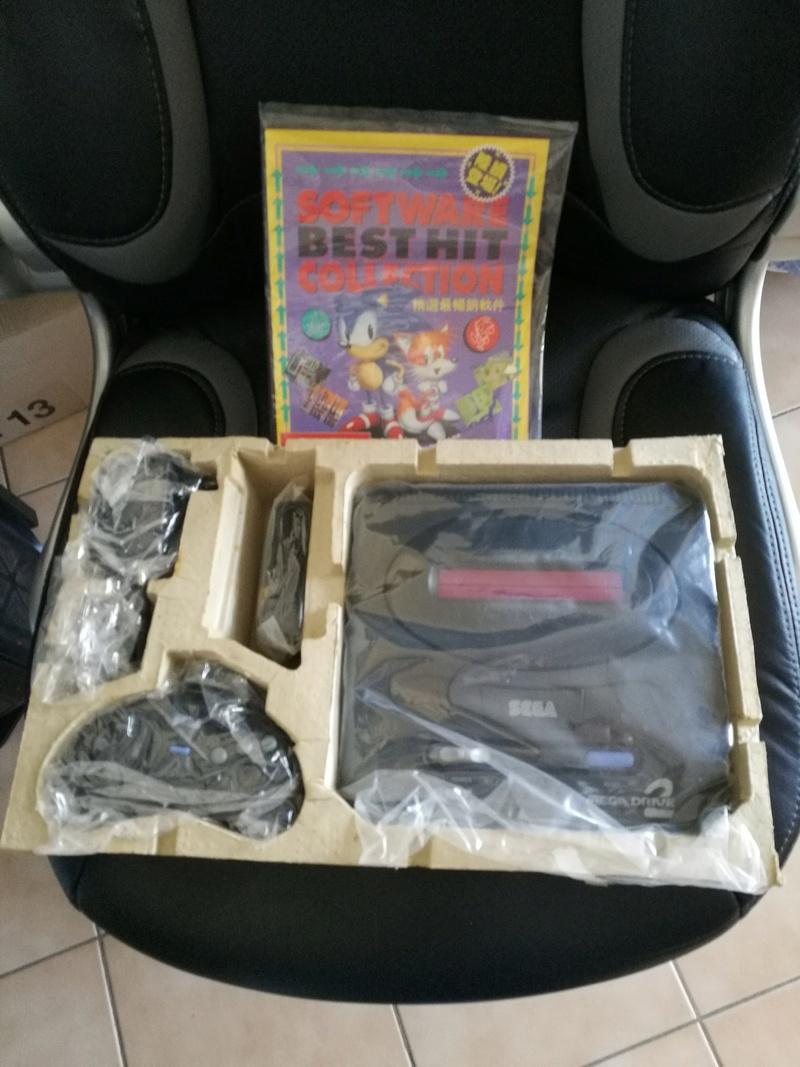 [VDS] Sega Megadrive 2 Asia neuve en boite complète Img_2012