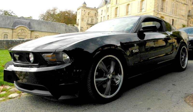 Mistigrette et son V8: une GT premium de 2011 Maxou14