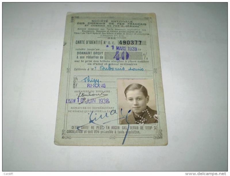 Cartes réduction transport 19314810