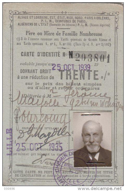 Cartes réduction transport 19370310
