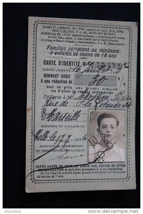 Cartes réduction transport 19370610