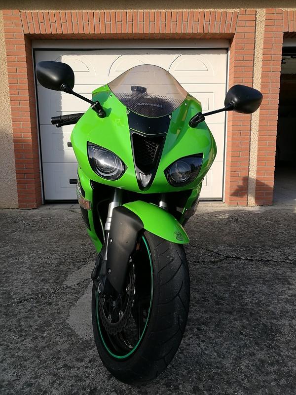 Zx6r K7 Green Cm310