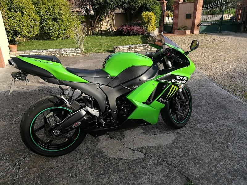 Zx6r K7 Green Cm410