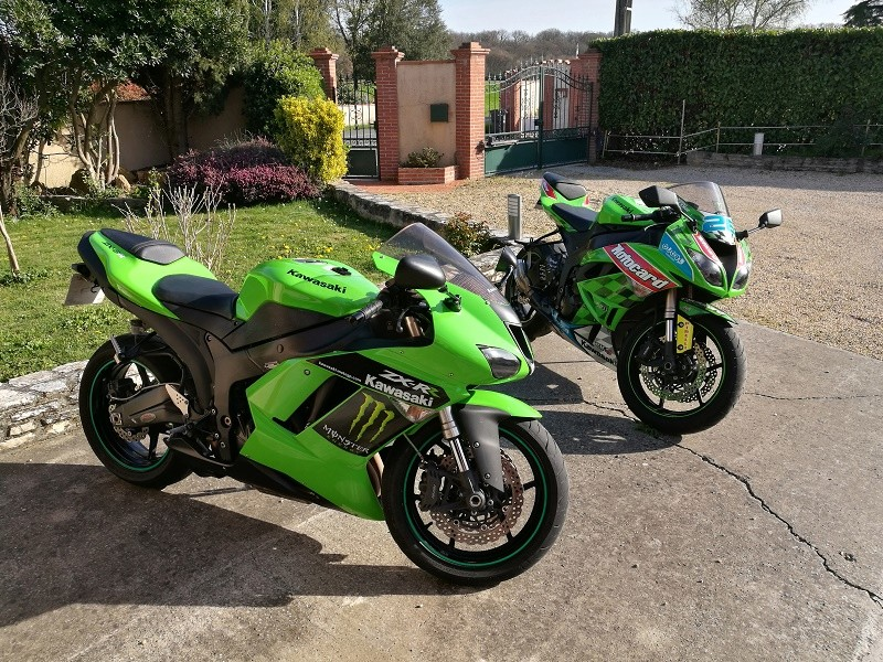 Zx6r K7 Green Cm510