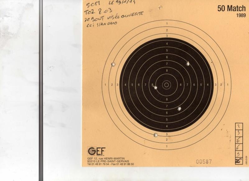 concours amical 22lr - 50 mètres  - Page 2 Epson013