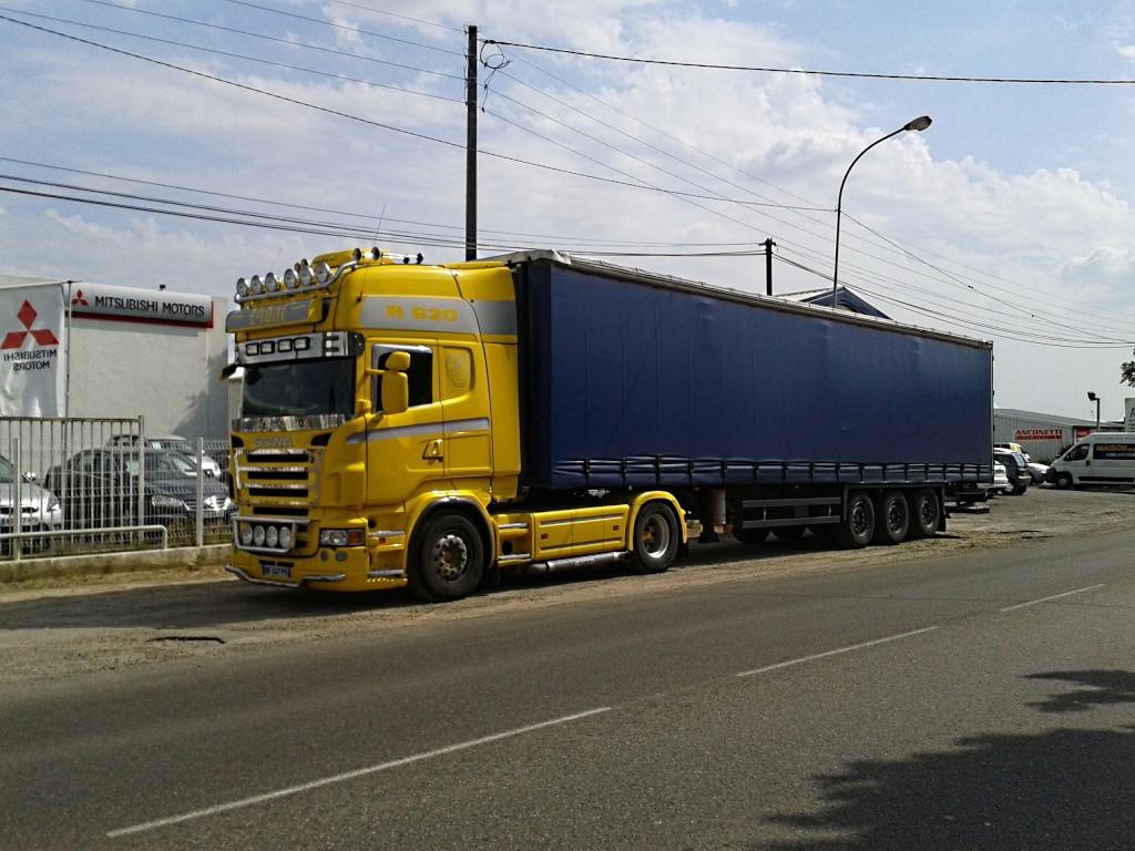Transport Vidal (Saint Georges du Bois, 17) 2013-010