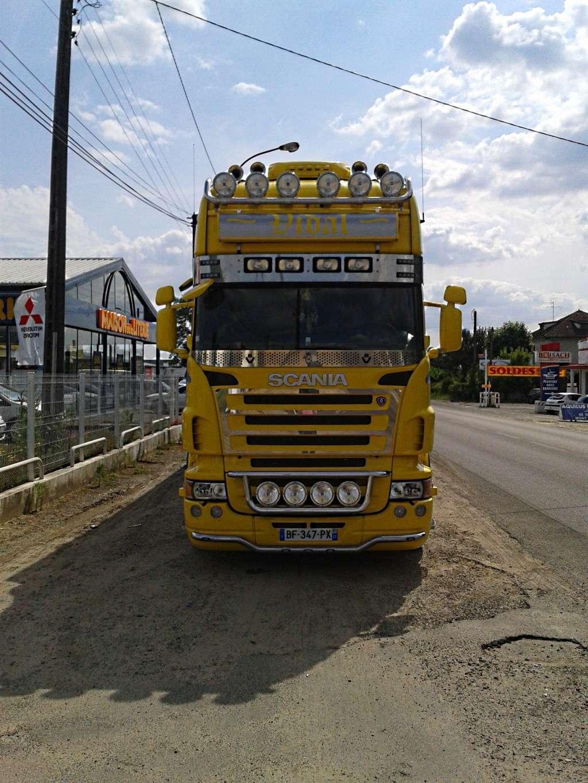 Transport Vidal (Saint Georges du Bois, 17) 2013-011