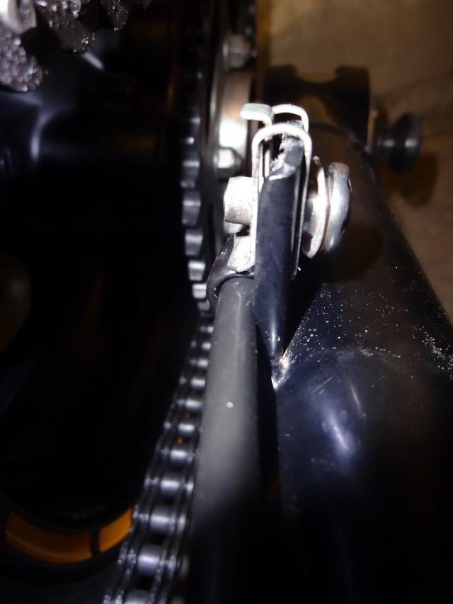 [Tuto] Montage d'un cameleon oiler sur TnT / Trek 1010