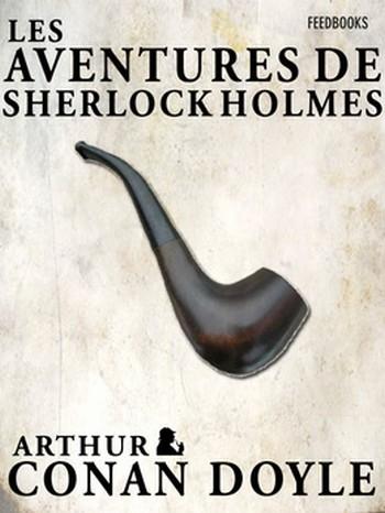 Les Aventures de Sherlock Holmes Couv3910