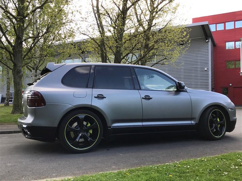[Shooting] Porsche Cayenne Turbo Techart - Page 3 Img_7435