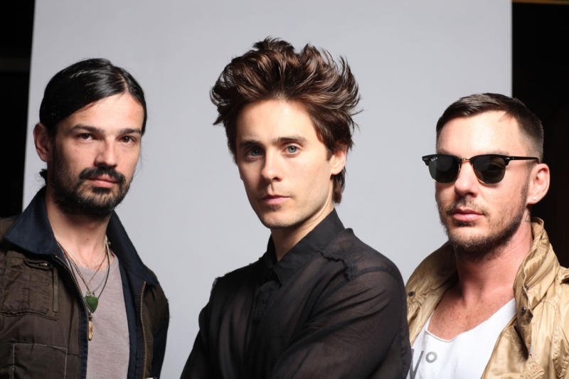 30 SECONDS TO MARS Thirty10