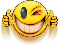 bonjour/bonsoir de Mars Smiley10